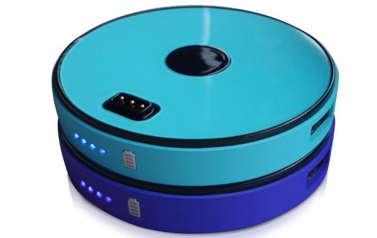 Stackable Battery Chargers…cute, convenient, and best of all, a life saver