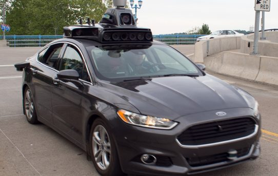 Uber moves closer to Self Driving Vehicle Fleet