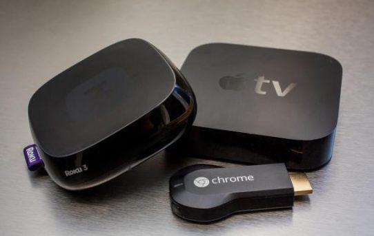 Roku? Apple? Amazon? Google? Where is entertainment headed?