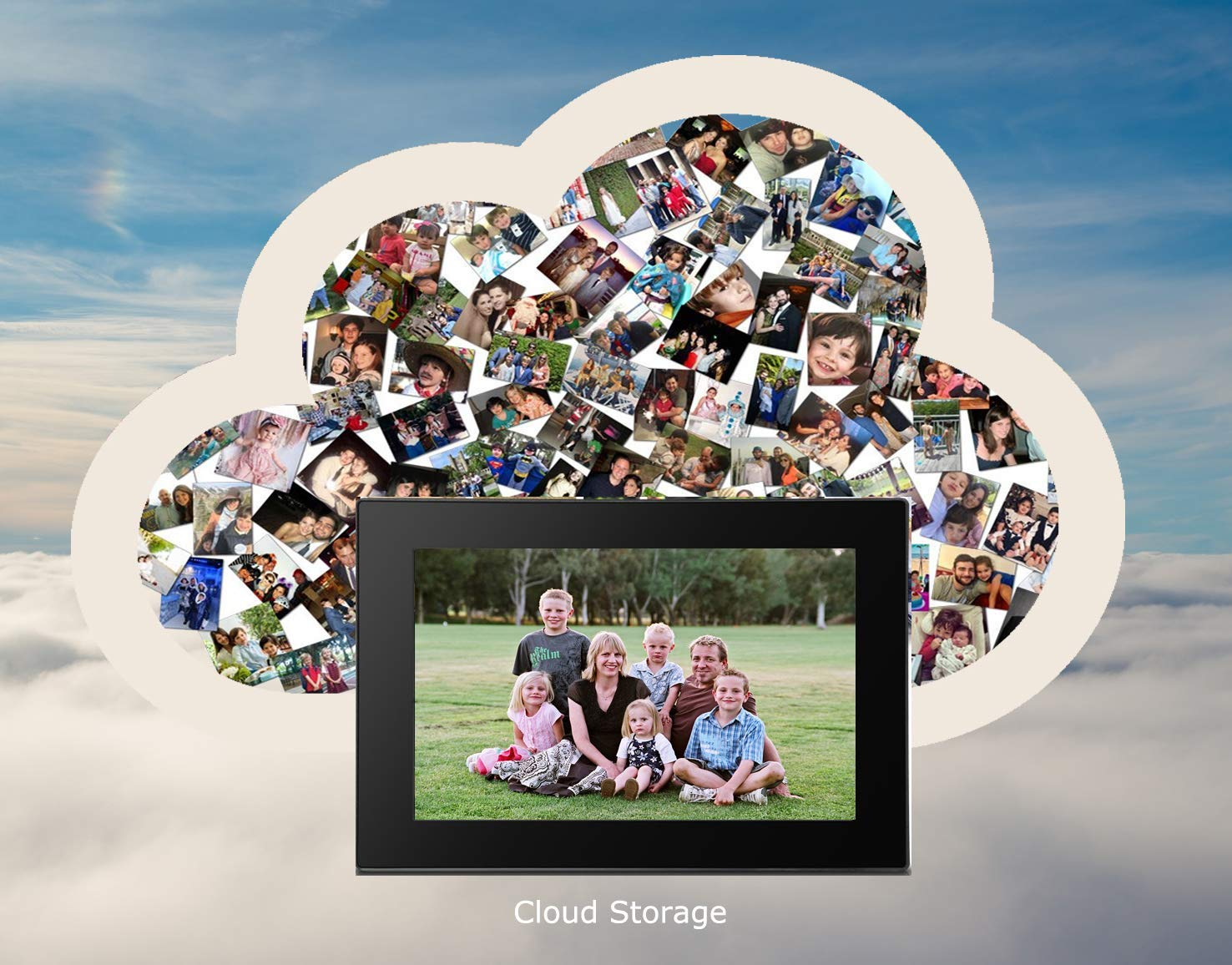 Best High End Cloud Frame